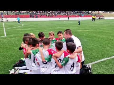 Once Caldas categoria 2009 - Campeon de la Chiquifutbol Nacional 2019