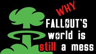 Why America is STILL a total mess 200 YEARS after the bombs - Fallout Lore