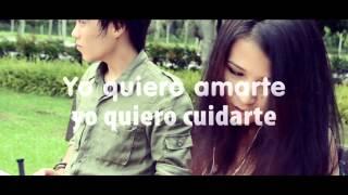 ♥Te Amo♥ - Version Cumbia - Elias Ayaviri Letra -Video Liric- Bolivia Music Studios