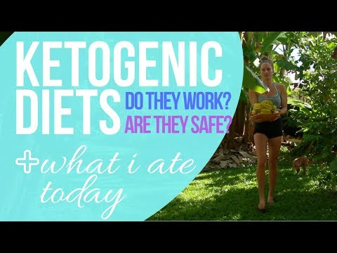 Lets Talk KETOGENIC DIETS + What I Ate Today in Hawaii