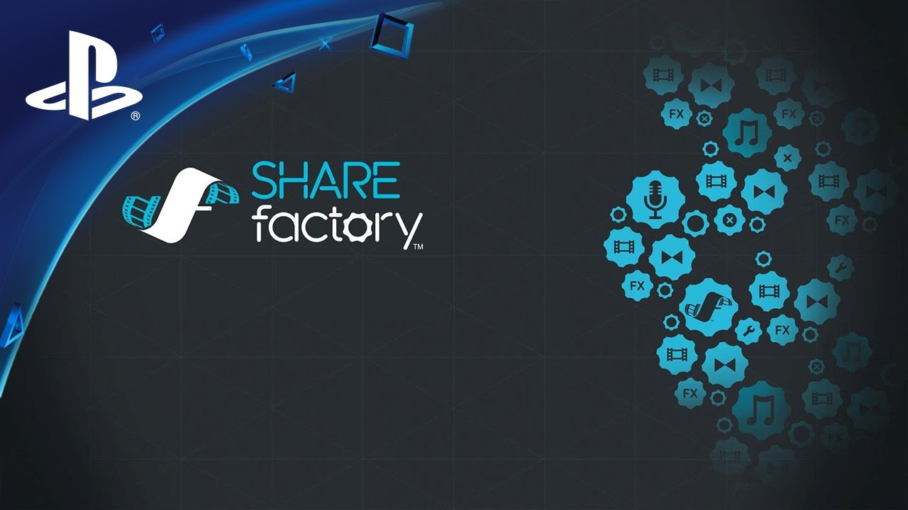 SHAREfactory-Aktualisierung 2.0 – Animierte GIFs, Fotomodus, Unterstützung für PS4 Pro und vieles mehr