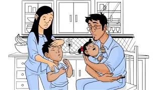 Cough, Cold, and Wheeze: How to help manage your child's bronchiolitis