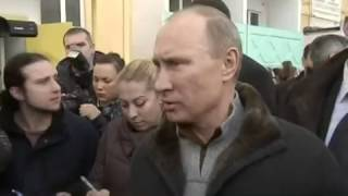 Покушение на Путина и его реакция