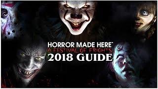 Warner Bros. Horror Made Here 2018 Ultimate Guide!