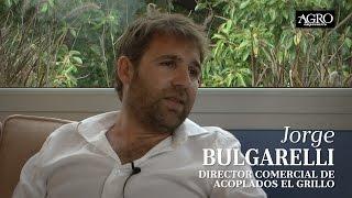 Jorge Bulgarelli - Director Comercial de Acoplados El Grillo