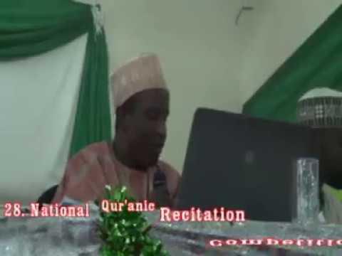 2014 Nigerian Musabaqa: Zamfara State 40 Hizb Male