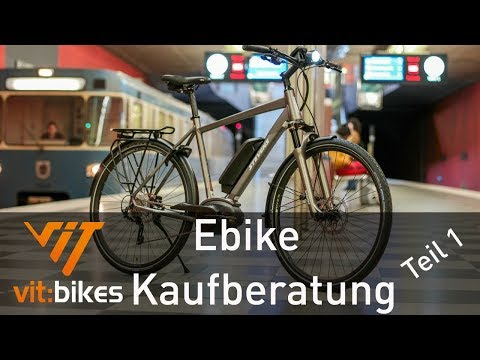 E-bike/Pedelec Kaufberatung Teil 1 - vit:bikesTV 009