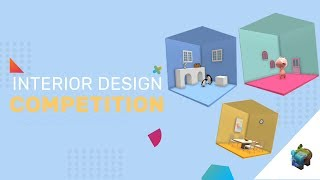 INTERIOR DESIGN COMPETITION with Assemblr