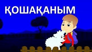 Қошақаным | Казахские детские песни | Baby Sheep Song in Kazakh