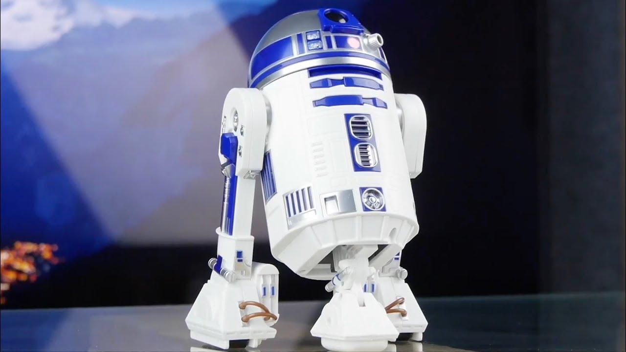 Интерактивный робот Orbotix R2-D2 (R201ROW) video preview