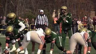 NJ Football Playoffs (Non-Public IV): Don Bosco Prep 10 St. Joseph Regional 8