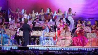 André Rieu Orchestra in Prague 12.05.2017 O2 Arena