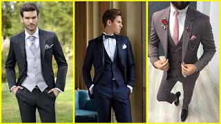 New Style Groom Wedding Dresses Ideas 2020|best Groom Suit Collection
