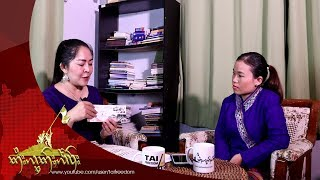 12 Sep 2019 Interview about the fund for building the national school at thai border