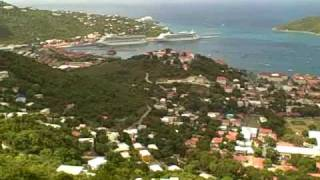 preview picture of video 'Charlotte Amalie St Thomas USVI'