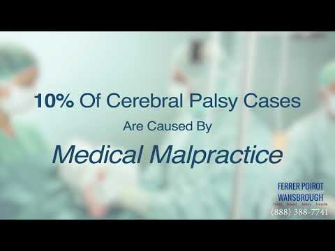 Cerebral Palsy | Medical Malpractice