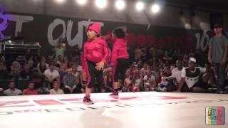 FSTV | Eurobattle 2014 | 2v2 BGirls | Final | Elettra & Xannah vs Eddie & Terra