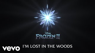 "Weezer   Lost In The Woods (From ""Frozen 2""Lyric Video)"