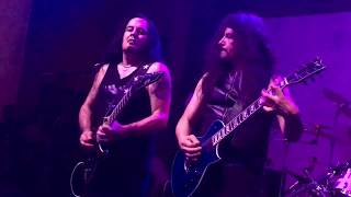 Armored Saint - Hanging Judge - House of Blues, Anaheim, CA - August 17, 2018