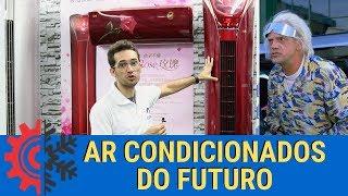 Ar condicionados do futuro