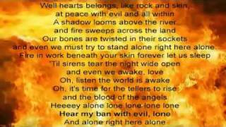 Madrugada   Sirens  Lyrics And Audio     YouTube