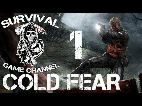 Прохождение Cold Fear — Часть 1: Покинутый корабль