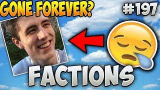 Minecraft FACTIONS Let's Play #197 - IS RUSHER QUITTING FOREVER