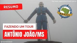 preview picture of video 'Viajando Todo o Brasil - Antônio João/MS'
