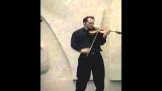 Middle Eastern - original violin composition