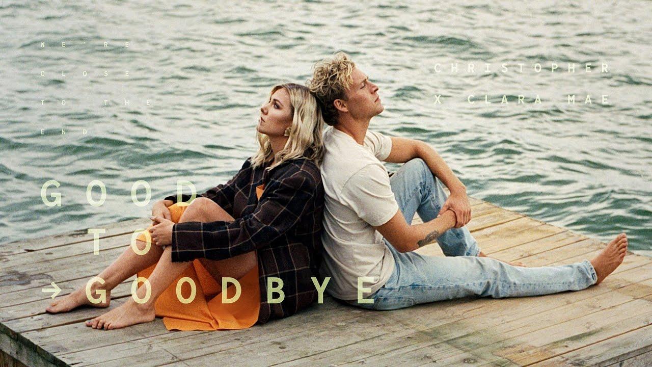 Lirik Lagu Good to Goodbye - Christopher dan Terjemahan