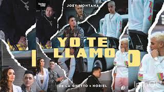 Yo Te Llamo   Joey Montana Ft. De La Ghetto, Noriel (Audio Oficial)