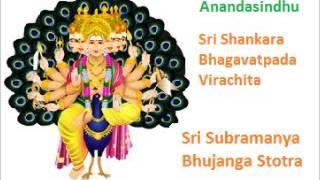 Sri Subramanya Bhujanga Stotra