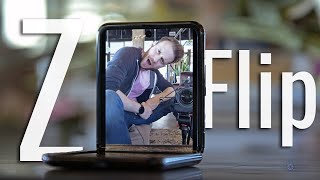 Samsung Galaxy Z Flip Complete Walkthrough: The Modern Flip Phone