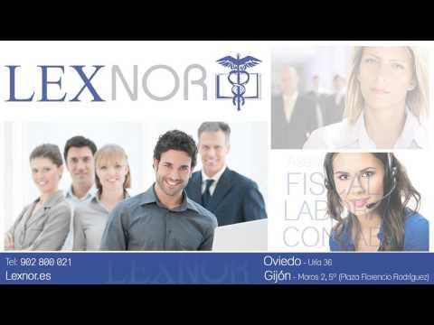 Video de LEXNOR ABOGADOS - OVIEDO