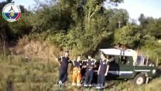 preview picture of video 'Prove di volo con Parrot AR Drone 2.0 (pilota: Francesco Cibelli).'