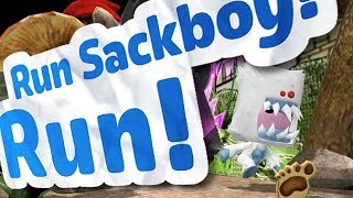 LittleBIGPlanet: Run Sackboy! Run! - Android Gameplay, Walkthrough