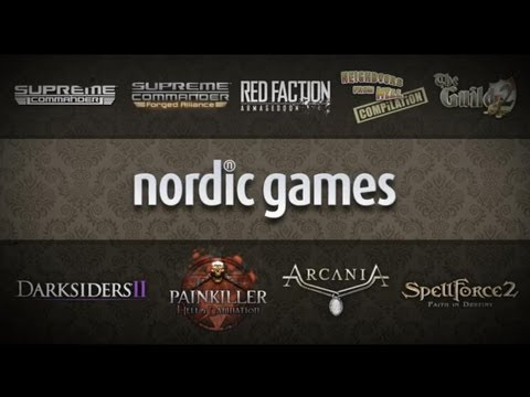 Darksiders II Supreme Commander Forged Alliance The Guild 2 Red Faction Armageddon Painkiller ArcaniA SpellForce 2