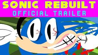 Sonic Rebuilt Trailer