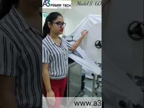 S-30 Automatic Sanitary Pad Machine