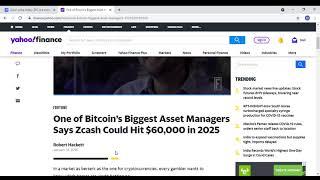 Zcash-Munzpreisvorhersage 2025