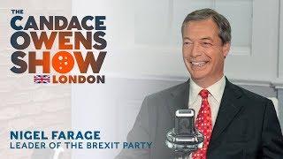 The Candace Owens Show: Nigel Farage