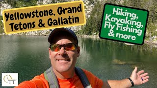 #30 Top things to do at Yellowstone and Grand Tetons - Fly Fishing Gallatin River, Montana, Wyoming