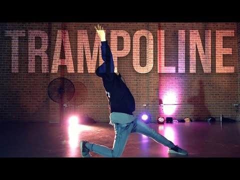 Shaed - Trampoline | JEFFERY HU CHOREOGRAPHY