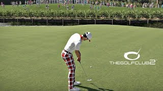 The Golf Club 2 - TPC Sawgrass Great Round | PS4 Pro Gameplay