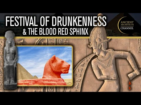The Festival of Drunkenness & The Blood-Red Sphinx | Documentaire over het oude Egypte