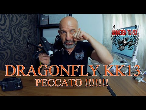 DRAGONFLY KK13 BATTERIA DIFETTOSA