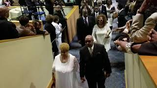 Sir Diego Brazil: Jennifer Holiday Sings After Aretha Franklin's Funeral Benediction