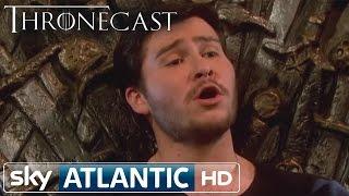 Game Of Thrones: Daniel Portman (Podrick) Sings The Rains of Castamere