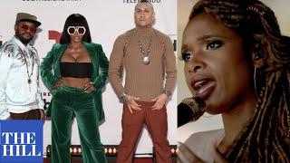 "Black Eyed Peas and Jennifer Hudson perform ""The Love"" for Biden 2020"