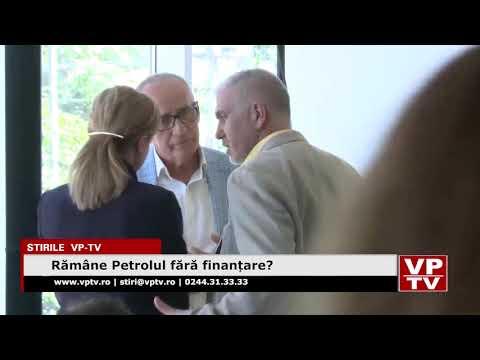 Rămâne Petrolul fără finanțare?